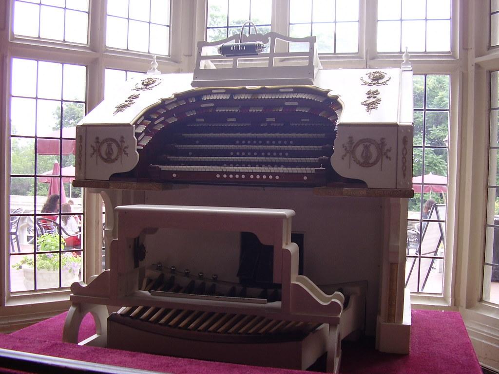 Theater Organ Console