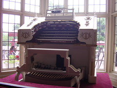 Theater Organ Console