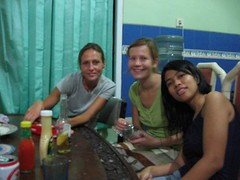Alissa, Aga & Indri