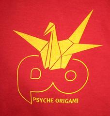 psyche origami logo