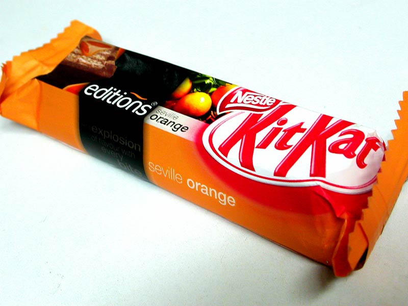 kitkat editions seville orange
