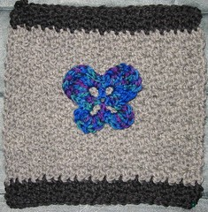 Afghan Square #28
