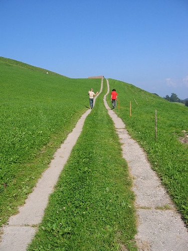 Appenzell - Two Roads Lead to Rome