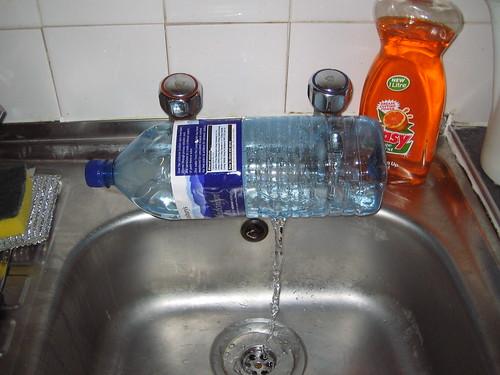 High-Tech mixing faucet