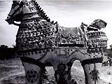 Tamil Nadu Giant Terracotta Horse
