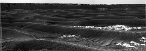 Opportunity Sol 593