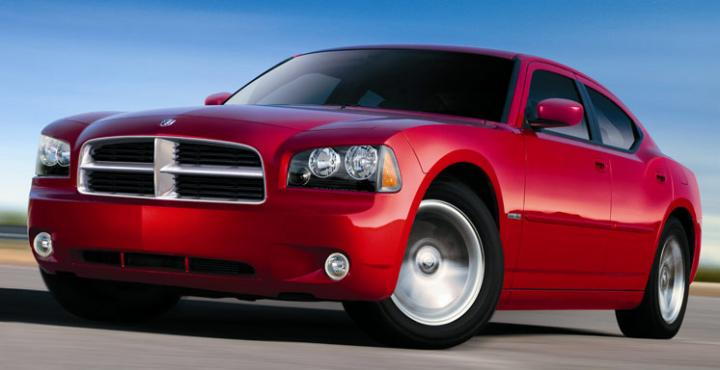 Dodge Charger 06