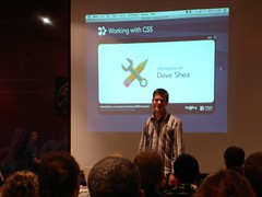 Dave Shea: Working with CSS