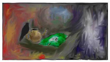 Painting Anaz