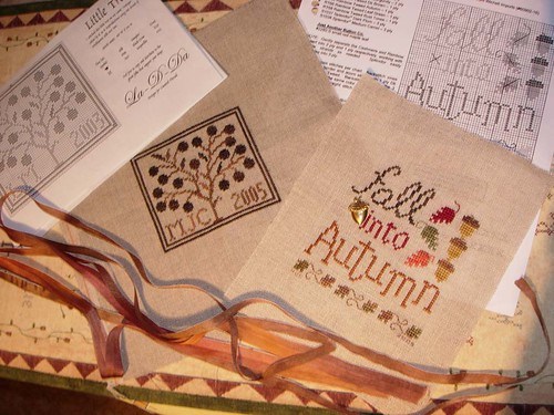 Autumn freebies