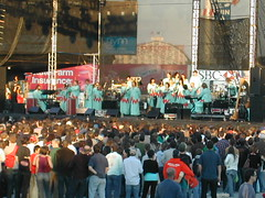 The Polyphonic Spree at Across the Narrows