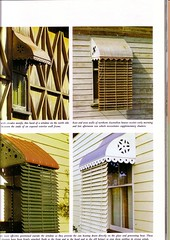 awnings with blinds