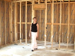 developing master bedroom and closet