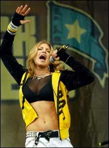 Black Eyed Peas Fergie