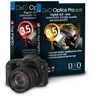 DxO Optics Pro 3.5 announced.