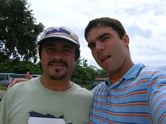 Me and Pastor Carlos