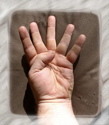 Five Fingers?