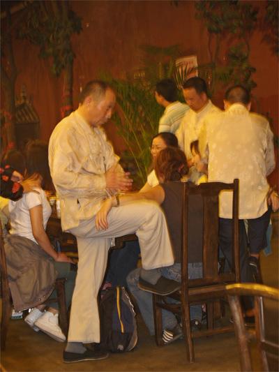 Dinner Massage