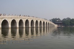 Bridge over Kunming Lake