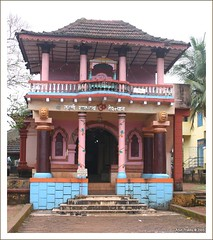 Shree Laksmi Ravalnatha Temple at Goa