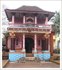 Shree Laksmi Ravalnatha Temple at Goa