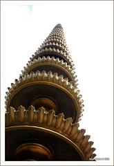 Deepasthamba at Mahalasa Narayani Temple at Goa