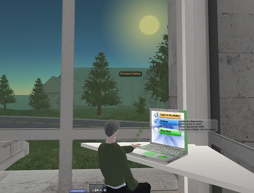 First Night, Second Life - a post on Tom Francis' blog