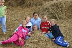 Megan, Kylie, Olivia, Megan, Erin & Kaylyn