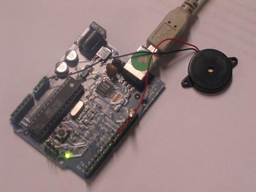 Arduino - PlayMelody