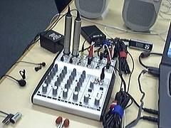 Sype recording mixer setup