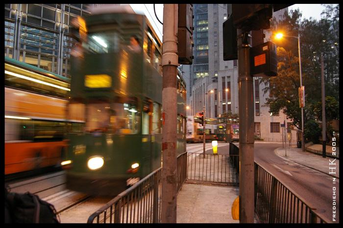 香港電車五