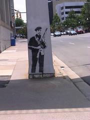 Graffiti in Arlington
