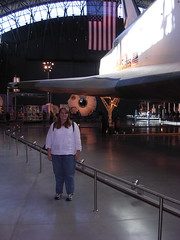 Me by the Enterprise