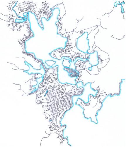 Brisbane Water Streets