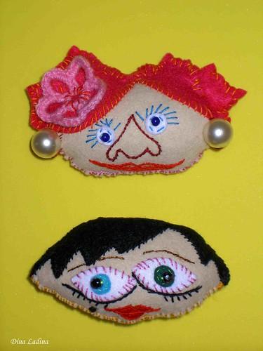 Piaff e Gertrudes