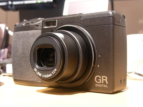Ricoh GR Digital by digitalbear