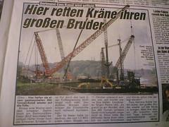Dortmund-Ems-Kanal-Kraene