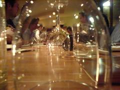 Arty Through The Glass Shot
