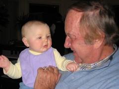 Leda and Grandpa