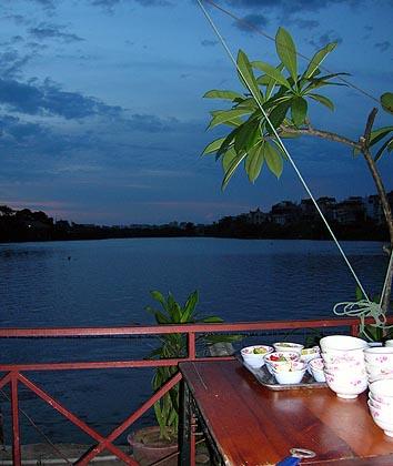 Lake Bia Hoi View