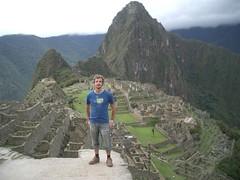 Machu Picchu - 23 - Matt ruins