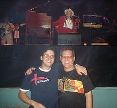 Angelo & Pai no Dr John