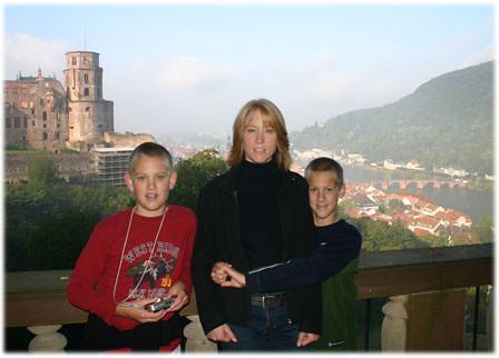 Heidelberg Landscape