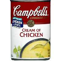Campbell's%20Condensed%20Cream%20Of%20Chicken%20Soup