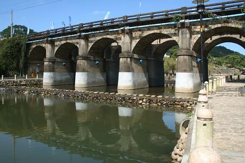 牛欄河親水公園與東平橋