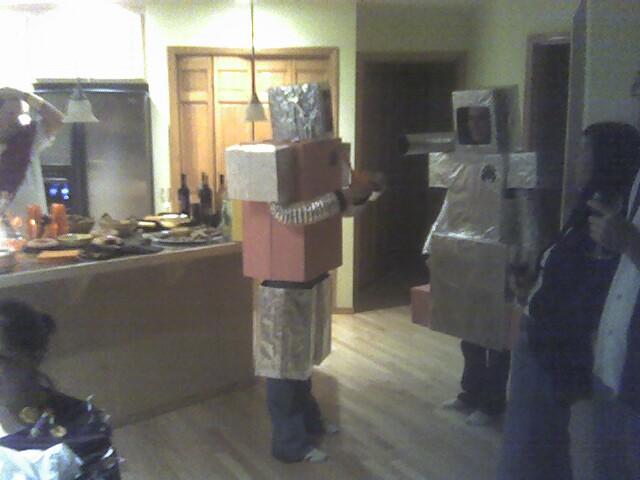 Mavor Halloween Party 05 - Total Annihilation Costumes