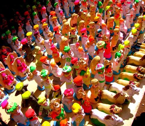 Diwali Figures - Budhwar Peth, Pune