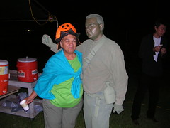 2005 Halloween - With Mom Therese
