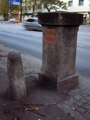 Töölön Tulli or Töölö customs gate