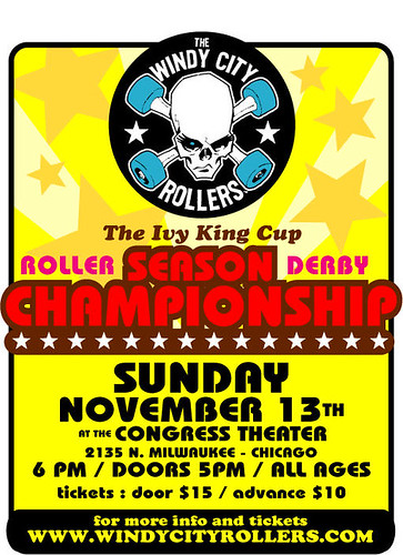 Windy City Rollers - November 13, 2005